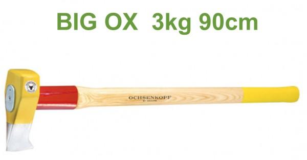 Holzspalthammer BIG OX 3kg 90cm