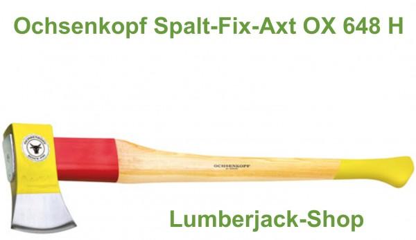 Ochsenkopf Spalt-Fix-Axt 2500g 80cm